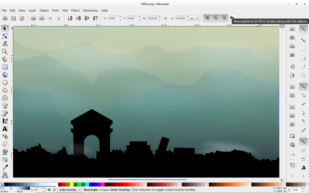 Inkscape Scaleable Vector Graphics